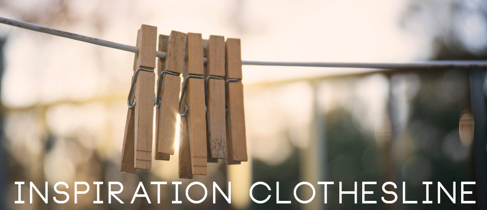 Inspiration Clothesline